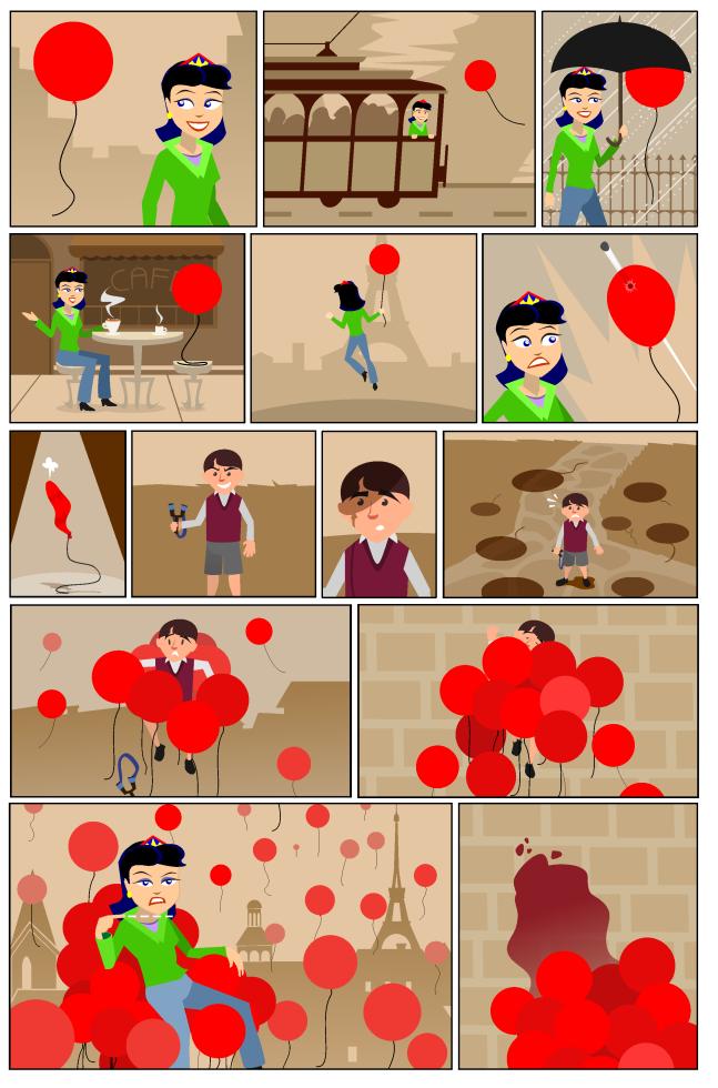 99 LuftWAFFEballons