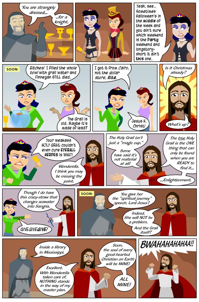 The LASS Crusade