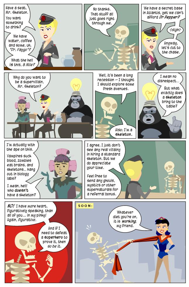 The LOWLY Bones
