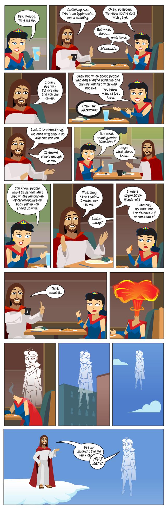 The BLAST Supper