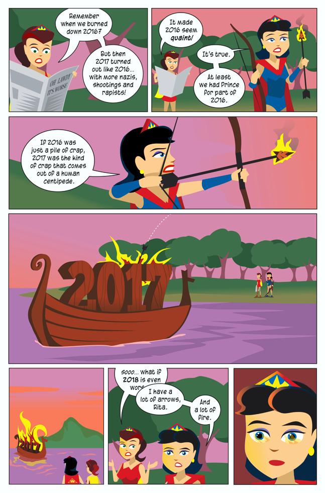 SEA You Next Year: 2017